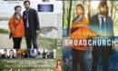 Broadchurch - Season 2 (2015) R1 Custom Cover & labels