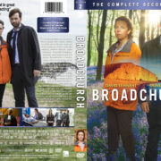 Broadchurch – Season 2 (2015) R1 Custom Cover & labels