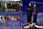 Castle – Season 1 (2009) R1 Custom Cover & labels