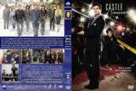 Castle – Season 2 (2009) R1 Custom Cover & labels