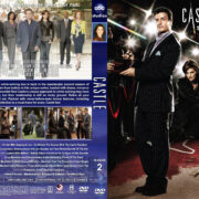 Castle - Season 2 (2009) R1 Custom Cover & labels