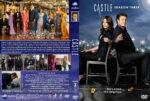 Castle – Season 3 (2010) R1 Custom Cover & labels