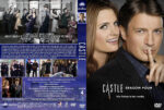 Castle – Season 4 (2011) R1 Custom Cover & labels
