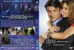 Castle – Season 5 (2012) R1 Custom Cover & labels