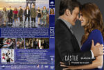 Castle – Season 6 (2013) R1 Custom Cover & labels