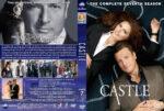 Castle – Season 7 (2014) R1 Custom Cover & labels