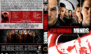 Criminal Minds - Season 2 (2006) R1 Custom Cover & labels