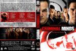 Criminal Minds – Season 2 (2006) R1 Custom Cover & labels