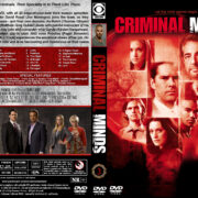 Criminal Minds – Season 3 (2007) R1 Custom Cover & labels