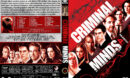 Criminal Minds - Season 4 (2008) R1 Custom Cover & labels
