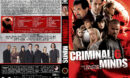 Criminal Minds - Season 6 (2010) R1 Custom Cover & labels