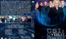 CSI: Cyber - Season 1 (2015) R1 Custom Cover & labels