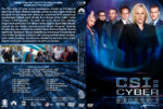 CSI: Cyber – Season 1 (2015) R1 Custom Cover & labels