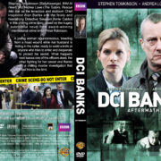 DCI Banks – Aftermath (2010) R1 Custom Cover & labels