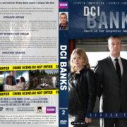 DCI Banks – Season 2 (2011) R1 Custom Cover & labels