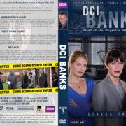 DCI Banks – Season 3 (2012) R1 Custom Cover & labels