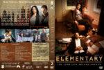 Elementary – Season 2 (2013) R1 Custom Cover & labels