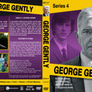 George Gently – Series 4 (2011) R1 Custom Cover & labels