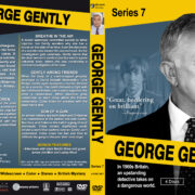 George Gently – Series 7 (2015) R1 Custom Cover & labels