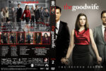 The Good Wife – Season 2 (2010) R1 Custom Cover & labels