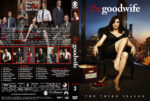 The Good Wife – Season 3 (2011) R1 Custom Cover & labels