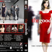 The Good Wife – Season 4 (2012) R1 Custom Cover & labels