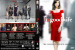 The Good Wife – Season 5 (2013) R1 Custom Cover & labels