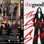 The Good Wife – Season 6 (2014) R1 Custom Cover & labels