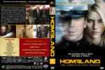 Homeland – Season 1 (2011) R1 Custom Cover & labels