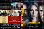 Homeland – Season 3 (2013) R1 Custom Cover & labels