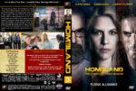 Homeland – Season 3 (2013) R1 Custom Cover & labels