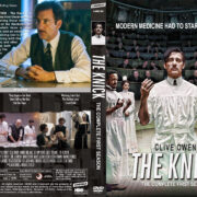 The Knick – Season 1 (2015) R1 Custom Cover & labels
