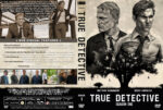 True Detective – Season 1 (2014) R1 Custom Cover & labels