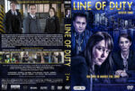 Line of Duty – Series 2 (2014) R1 Custom Cover & labels