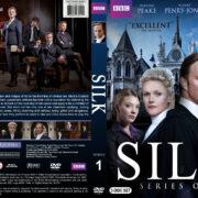 Silk – Series 1 (2011) R1 Custom Cover & labels