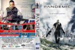Pandemic (2016) R1 CUSTOM DVD Cover