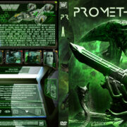 Prometheus: Dunkle Zeichen (2012) R2 German Cover