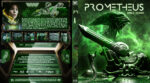 Prometheus: Dunkle Zeichen (2012) R2 German Blu-Ray Custom Cover