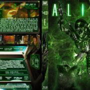 Alien 3 (1992) R2 Blu-Ray German Custom Cover