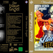 Der blaue Engel (1930) R2 German Cover