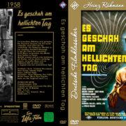 Es geschah am hellichten Tag (1958) R2 German Cover