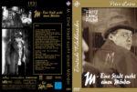 M – Eine Stadt sucht einen Mörder (1931) R2 German Cover