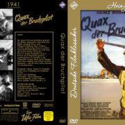 Quax, der Bruchpilot (1941) R2 German Cover