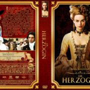 Die Herzogin (2008) R2 German Cover
