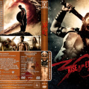 300: Rise of an Empire (2014) R2 German Cover