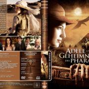 Adèle und das Geheimnis des Pharaos (2010) R2 German Cover
