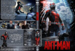 Ant-Man (2015) R2 German Cover
