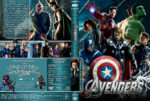 Marvel's The Avengers (2012) R2 German Cover