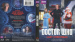 Doctor Who: Last Christmas (2015) R1 Blu-Ray cover & label