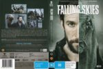 Falling Skies: Season 5 (2016) R4 Cover & labels